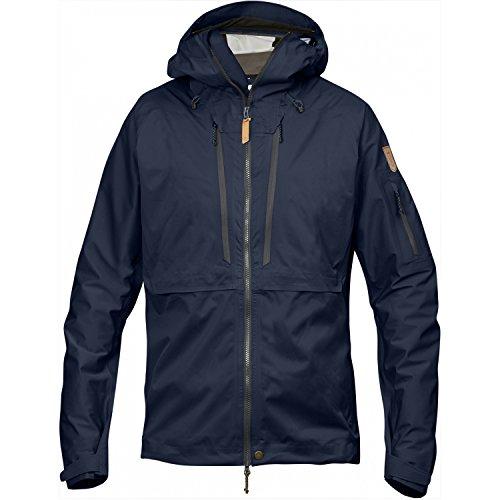 fjallraven-herren-keb-eco-shell-jacket-softshelljacke-dark-navy-m
