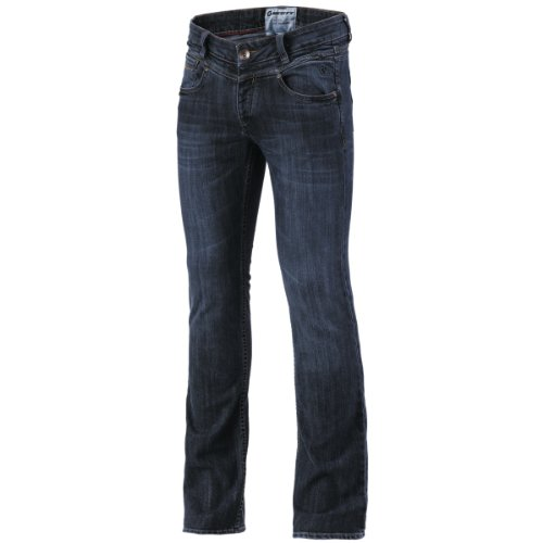 Scott Denim Damen Motorrad Jeans Hose blau 2015: Größe: 38
