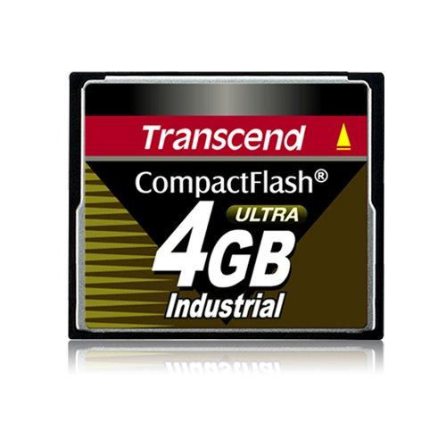 Transcend Industrial 100x 4GB Compact Flash Speicherkarte