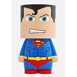 DC Comics–Superman LED Mood Light Lámpara–Man of Steel–25cm