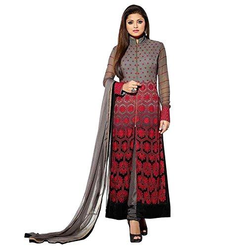 Kalashree-Fashion-MultiColored-Georgette-Embroidered-Semistitched-Suit
