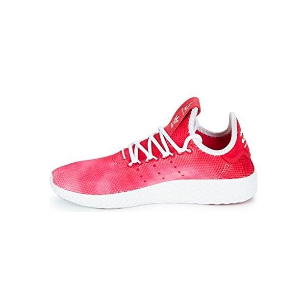adidas PW Tennis HU J Sneakers Rosso Bianco CQ2301 4 spesavip