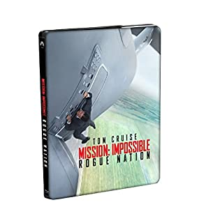 Mission Impossible Rogue Nation [Edition speciale steelbook] [Blu-ray] (B0158ZPF7E) | Amazon price tracker / tracking, Amazon price history charts, Amazon price watches, Amazon price drop alerts