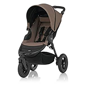 britax kinderwagen b motion 3 fossil brown baby. Black Bedroom Furniture Sets. Home Design Ideas