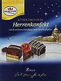Dr. Quendt Herrenkonfekt, 5er Pack (5 x 160 g)