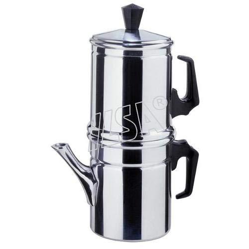Zuiver Cafetera Italiana, Plateado, 6 Tazas