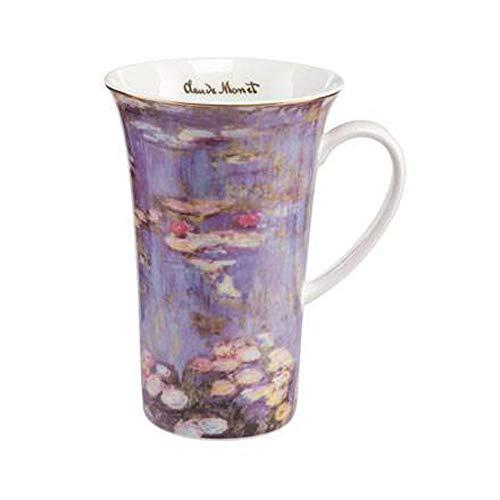 Goebel Seerosen II - Jumbo Tasse Artis Orbis Claude Monet Bunt Fine Bone China 67012091