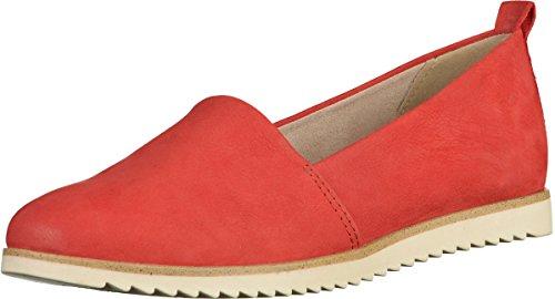 Marco Tozzi 2-24603-28 Damen Slipper Rot(Chili )