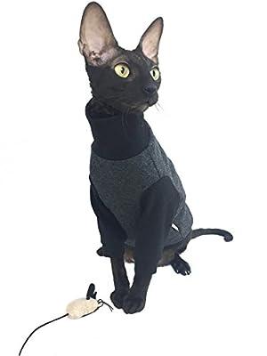 Kotomoda cat wear turtleneck Winter Boss from Kotomoda