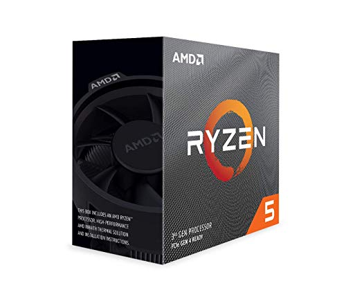AMD Ryzen 5 3600 processore 3,6 GHz Scatola 32 MB L3