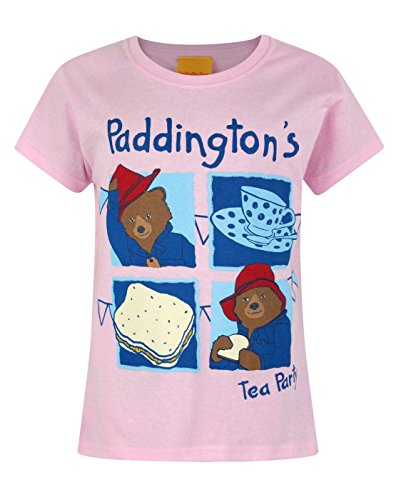 Official Paddington Bear Tea Party Girl's T-Shirt (2-3 for sale  Delivered anywhere in UK