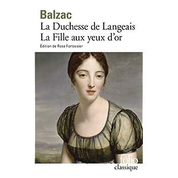 La Duchesse de Langeais - La Fille aux yeux d'or