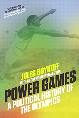 Power Games: A Political History of the Olympics por Jules Boykoff