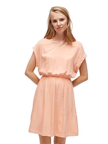 TOM TAILOR Denim für Frauen Kleider & Jumpsuits Schlichtes Kleid Bleached Coral, XL