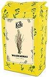 KoRo | Bio Weizengraspulver | Natur Pur | Ohne Zusätze | Ideal Für Smoothies & Säfte | Rohkostqualität | Vegan | 500g