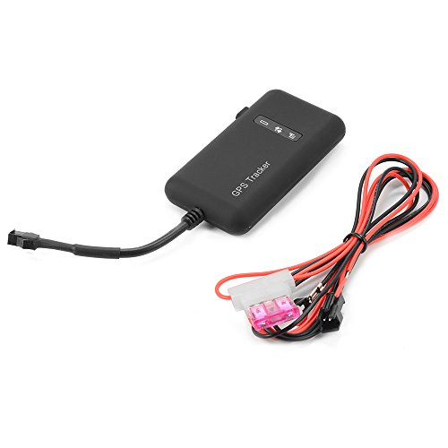 XCSOURCE® Vehicle Tracker Real-Time Locator GPS / GSM / GPRS / SMS Tracking-Gerät für Motorrad Auto Fahrrad LKW AH291