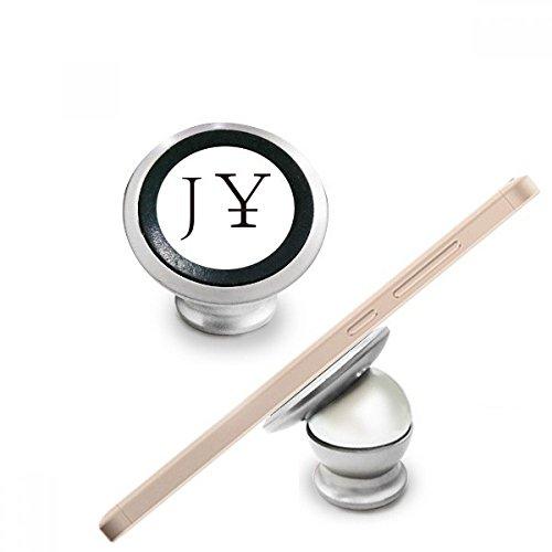 Símbolo de moneda Yen Japonés magnético Teléfono para Salpicadero de Coche Soporte...