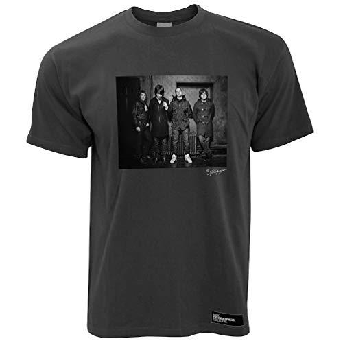 Arctic Monkeys, London, 2010 (AC) Herren T-Shirt - Dunkelgrau/XL