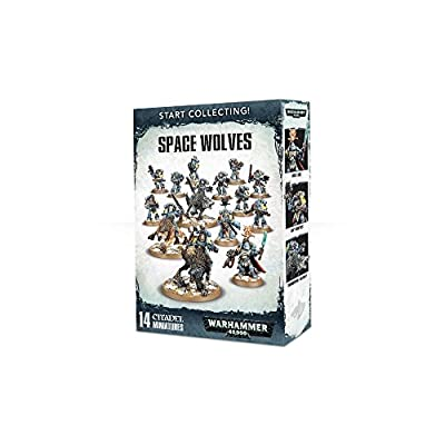 Start Collecting Space Wolves 70-53 - Warhammer 40,000