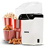 Geepas 1200W Electric Popcorn Maker | Makes Hot, Fresh, Healthy & Fat-Free Theater