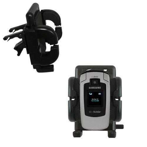 Samsung SGH-T619 Cradle-Lüftungshalterung Einzigartige Autohalterung mit Lüftungsklemmen mit Garantie auf Lebensdauer