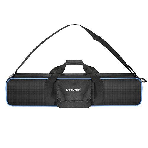 Neewer Lichttasche 30x7.48 x 4.3 Zoll mit Schultergurt und Griff für Licht-/Stativ/Sonnenschirm/LED-Licht/Flash/weiteres Zubehör Monolight-flash-kit