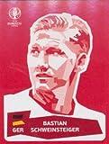 Panini UEFA EURO 2016 France - Bastian Schweinsteiger (Coca Cola Sticker)