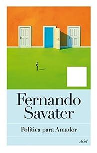 Política para Amador par Fernando Savater