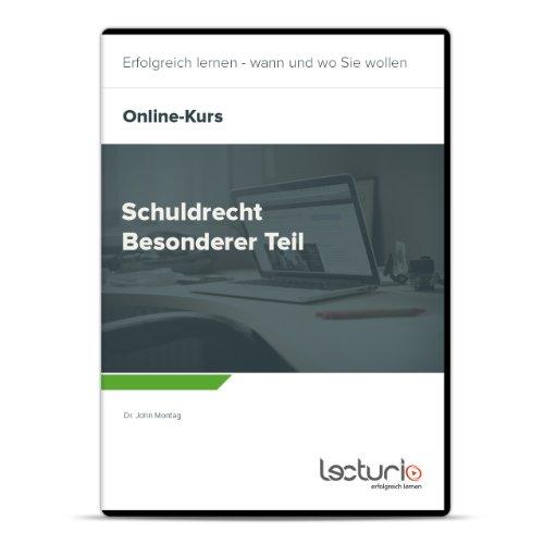 Preisvergleich Produktbild Online-Videokurs Schuldrecht Besonderer Teil fürs Staatsexamen - Jura Repetitorium