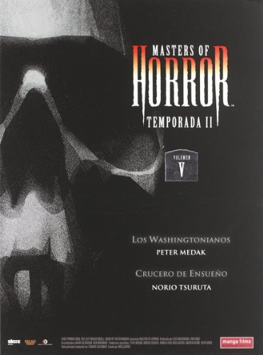 Masters Of Horror - Temporada II, Volumen V (Import Dvd) (2009) Johnathon Scha