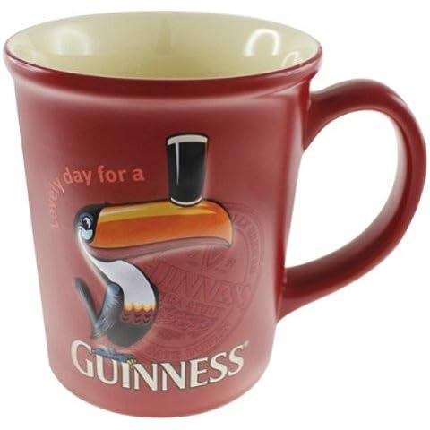 Guinness Taza Tucán - Rojo