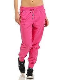 Suchergebnis auf Amazon.de für  jogginghose damen Pink  Bekleidung a327d28752
