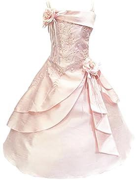 Free Fisher-Raso vestito formale da ragazza vestito da damigella vestito da damigella d'onore