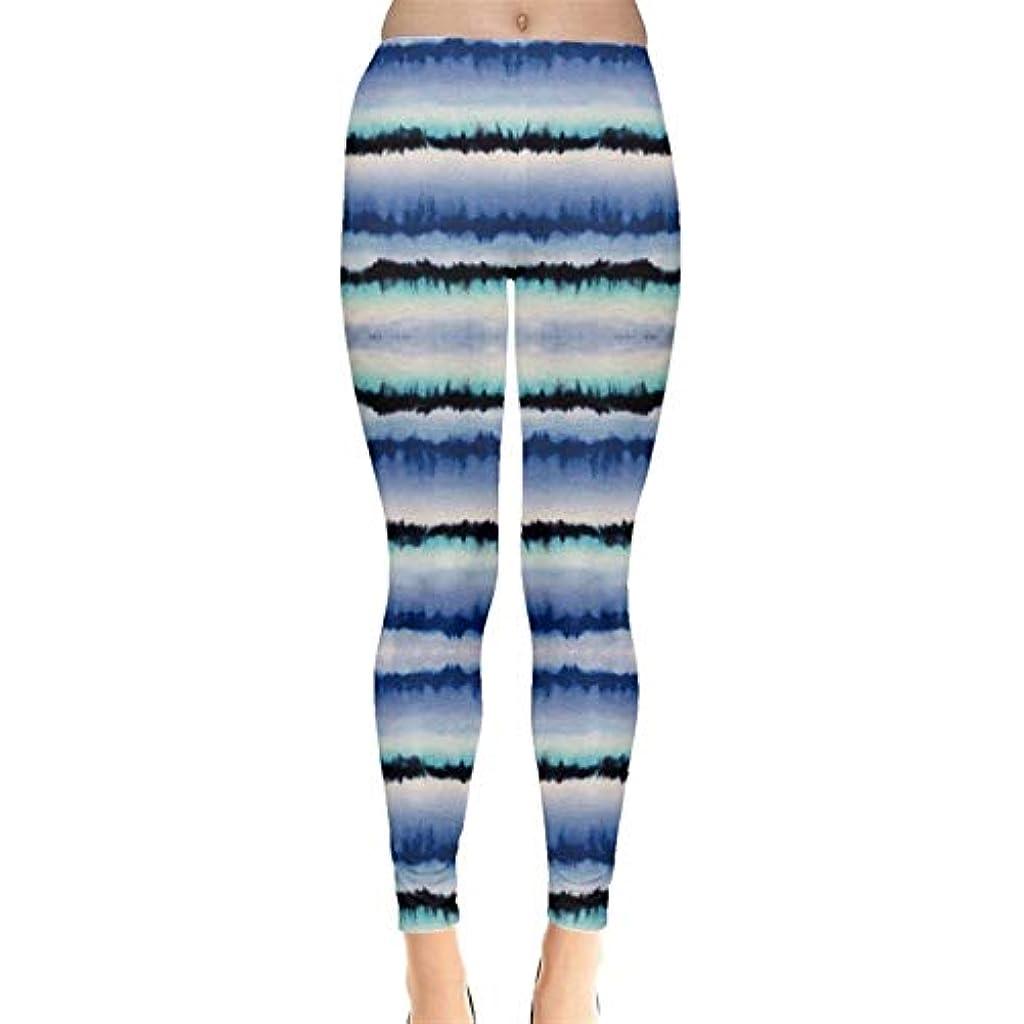 Pantalones Casuales De Las Mujeres De Elástico Moda Impreso ...