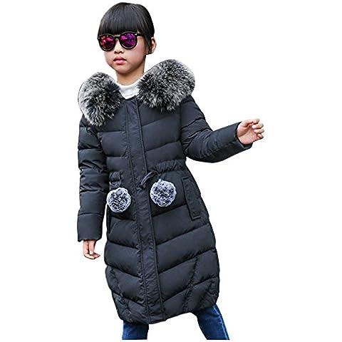 Menschwear giacca piumino invernale con pelliccia con cappuccio cappotti Outwear