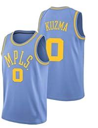 CRBsports Kyle Kuzma, Camiseta De Baloncesto, Lakers, Edición Clásica, Tela Bordada, Ropa Deportiva De…