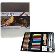 Royal & Langnickel Pastel Artist - Set de pintura, colores pasteles