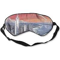 Sleep Eye Mask Art New York City Lightweight Soft Blindfold Adjustable Head Strap Eyeshade Travel Eyepatch E12 preisvergleich bei billige-tabletten.eu