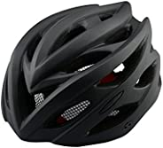 Accreate Sports For Frosted Cycling Helmet with Light Road Bicycle Protective Hat Cap Mountain Bike Accessory