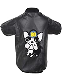 DOUGE COUTURE Smart Leather Jacket