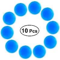 ultnice 100Ice Eye Maske wiederverwendbar Hot Cold Therapie Packs für Ermüdung Schmerzlinderung (blau) preisvergleich bei billige-tabletten.eu