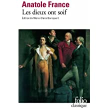 Les dieux ont soif by Anatole France (1989-10-04)