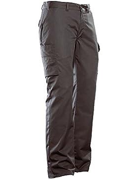 jobman Mujeres Service Pantalones, 1pieza, gris, 230823-9700-DA44
