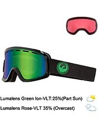 f52bcb520e Dragon Matte Black-Smoke P2 Drac H2O Polarized Sunglasses · £133.99 Prime.  D1 OTG