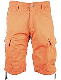 f618ff1804 Molecule Men's Regular Fit Original Railers Cargo Shorts - Lightweight  Cotton