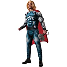AVENGERS - ASSEMBLE ~ Thor Deluxe - Adult Costume Men: STANDARD