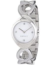 Esprit Damen-Armbanduhr Analog Quarz Edelstahl ES108072001