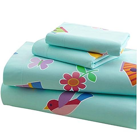 Olive Kids Birdie Twin Sheet Set