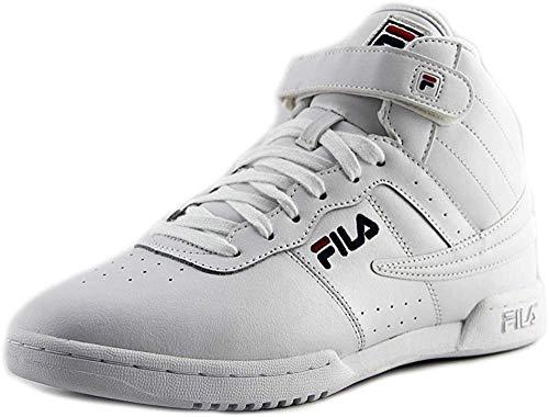 Fila Women's F-13 Sneakers White/White/Fila Navy 9.5