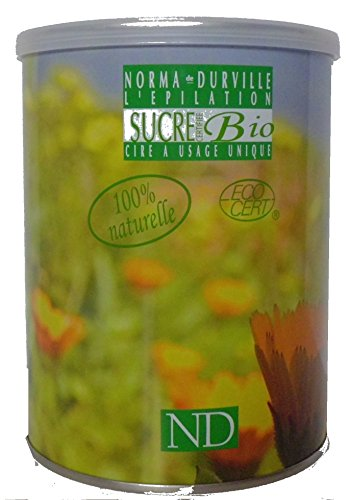 Cera resina al zucchero Bio, 1000g künstlerfarben di Durville
